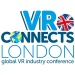 New Speakers For VR Connects London 2017