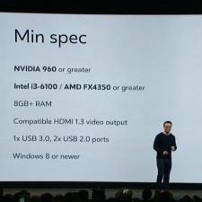PC VR Now Half Price
