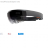 Microsoft Opens HoloLens Pre-Orders To Industry