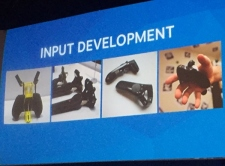 New Vive Controller Revealed