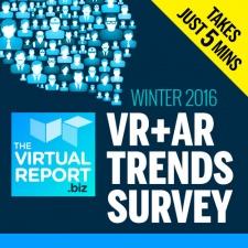 VR & AR Trends Survey