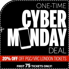 Cyber Monday Deal: VR Connects London