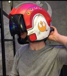 Star Wars VR Experience With ODEON