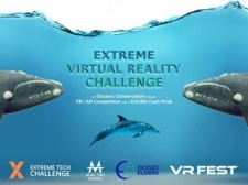 $10,000 Cash Prize For Extreme Virtual Reality Challenge