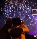New Year's Eve London Fireworks In 360