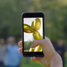 Snapchat Launches AR Art Installations