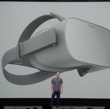 New Standalone VR Headset From Facebook