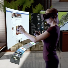 Rift To Get New Touch Interface