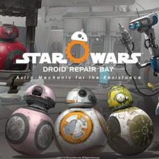New VR Experience Star Wars: Droid Repair Bay