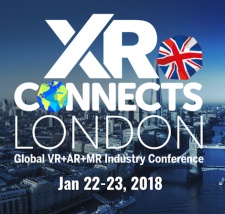 Demo Your VR Project At XR Connects London FREE!