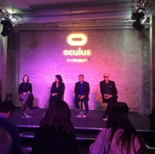 Oculus Panel: VR Today And Tomorrow