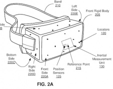 Oculus Patents Curved Screen For VR
