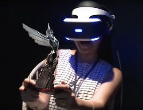 Resident Evil 7 Best VR/AR At The Game Awards