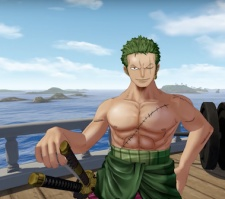 One Piece Anime Game Announced for PS VR