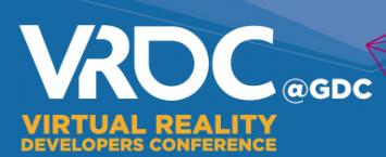 VRDC At GDC 2017