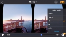 First All-In-One 360 Video Streaming Service in Open Beta