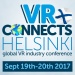 Call For Speakers: VR Connects Helsinki