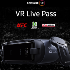 VR Live Pass Starts Tomorrow With UFC