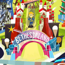 Bethesda At E3: Fallout 4 And Doom VFR