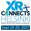 VR Connects Helsinki Becomes XR Connects Helsinki