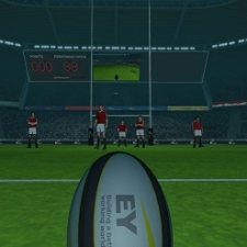 Kick For The Lions In VR