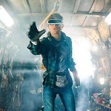 First Ready Player One Movie Picture