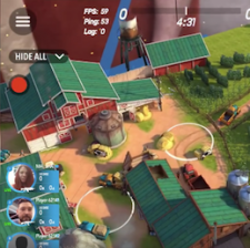 Guns Of Boom Gets AR Spectator Mode