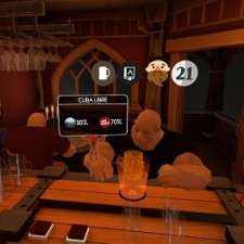 Tend Bar In VR