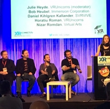 XR Connects Helsinki: Day One Highlights