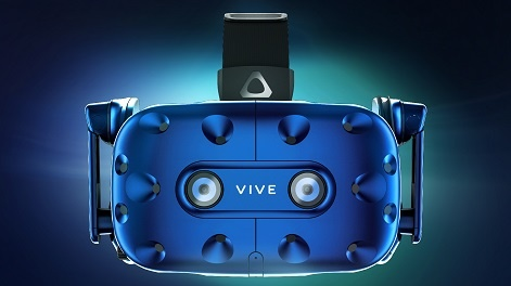 HTC Unveils New Higher-Resolution Vive Pro VR Headset, Wireless Adapter