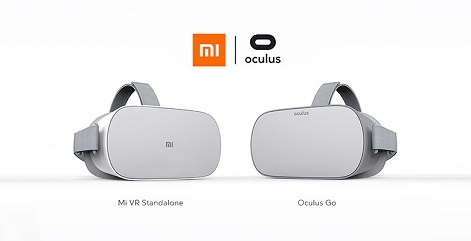 Oculus Go will be made by Xiaomi; Mi VR announced for China