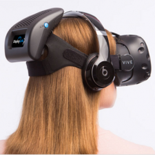 CES: Multiplayer Wireless VR From Displaylink