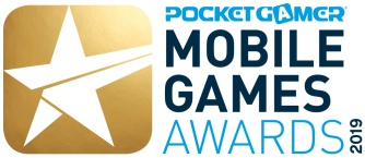 Pocket Gamer Mobile Games Awards 2019 in association with Game Insight