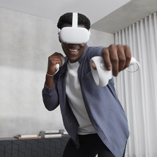 New Oculus Quest 2 announced; 128GB model this month
