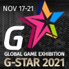 Get tickets to the top Asia conference G-STAR 2021 now