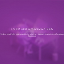 Windows Mixed Reality users should wait to install Windows 11