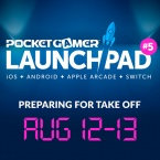 Put your brand in front of millions with Pocket Gamer LaunchPad #5