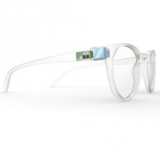 Augmented reality for any pair of glasses