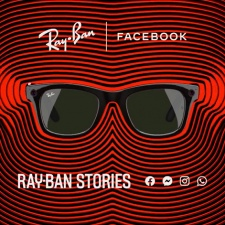 Facebook's first AR glasses are on sale now - and they're called Ray-Ban Stories
