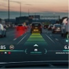 AR automotive navigation shown by Huawei at IAA Mobility