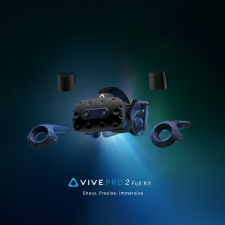 HTC Vive Pro 2 Full Kit pre-orders get staged opening worldwide from today